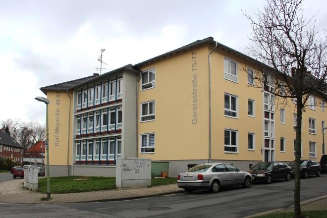 Gelbes Eckhaus