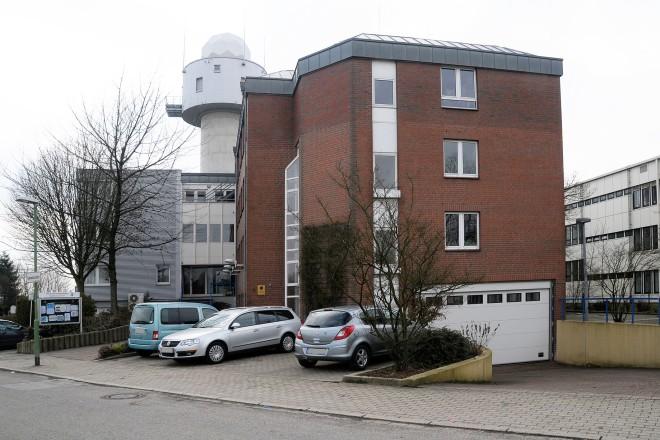 Deutscher Wetterdienst in Essen- Schuir