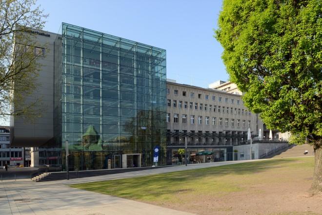 Volkshochschule am Burgplatz