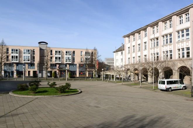 Am Weberplatz