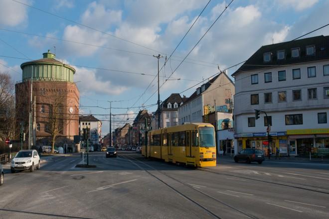 Wasserturm Steeler Straße Ecke Kurfürstenstraße.