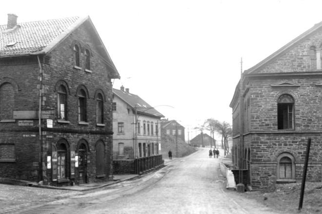 Überruhr- Kupferdreh- Deipenbecktal um 1945