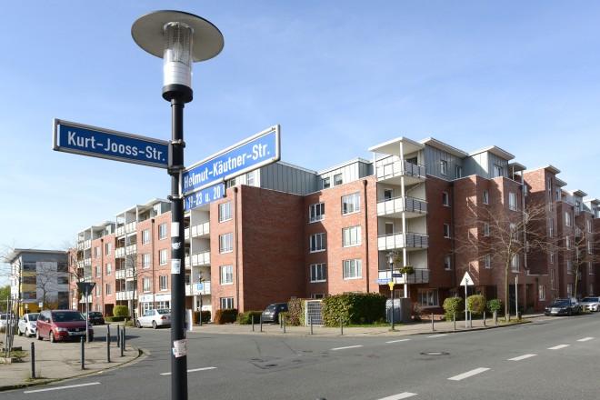 Westviertel Helmut-Käutner-Strasse