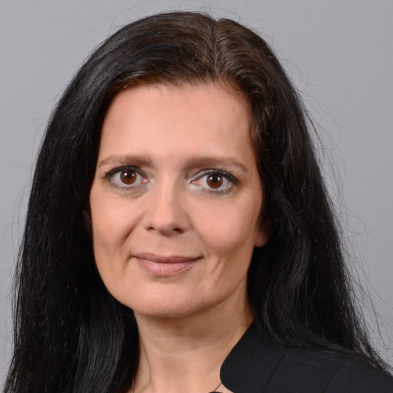Portrait: Hilke Knaup