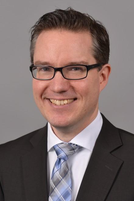 Martin Geisler, Referent im Büro Oberbürgermeister Kufen. Foto: Peter Prengel, 26. 01. 2017Martin Geisler, Referent im Büro Oberbürgermeister Kufen.