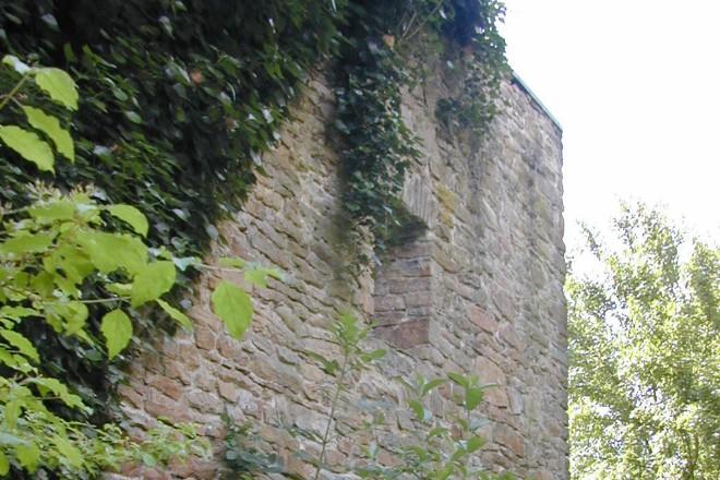 Romanisches Haus in der Mustergartenanlage