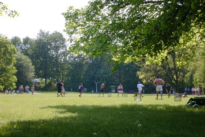 Ballspielwiese