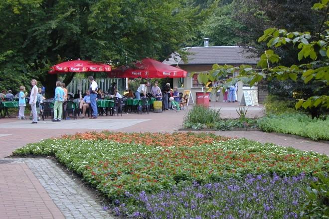 Kiosk am Landhaus
