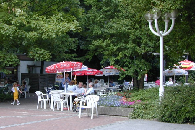 Kiosk am Tierhof