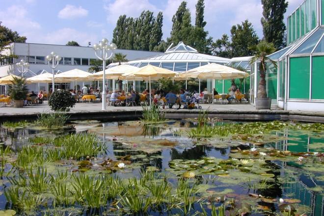 Restaurant an der Orangerie