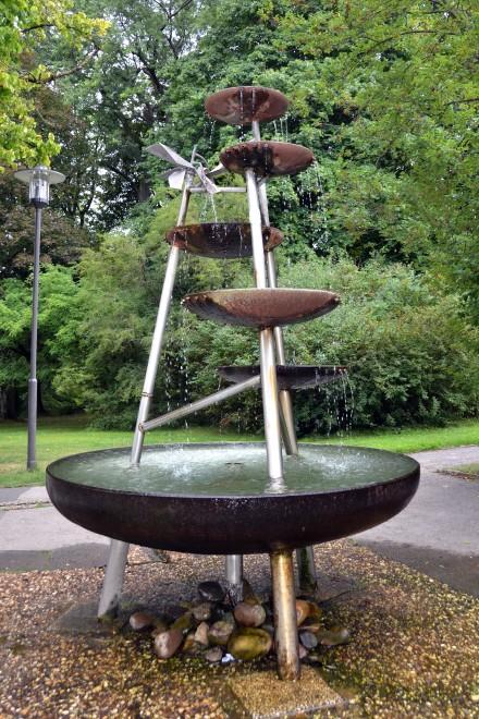 Kunstwerk: Brunnen